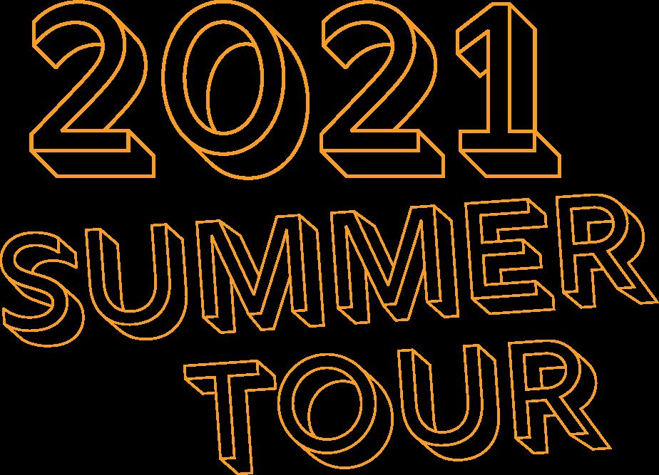 2021 -夏天之旅